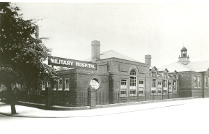 Alexandra Park Council School Military Hospital 17416