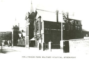 Hollywood Park Military Hospital 26114
