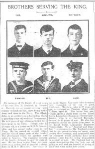 England Bros Bolton Journal 9 Oct 1914comp