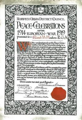 Heaton Peace Certcomp