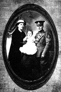 James Hall and familycomp