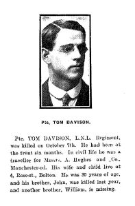 Tom Davisoncomp