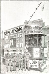 Recruiting Tram