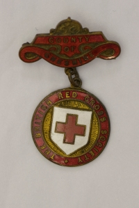 Red Cross Badge STOPM.2009.495