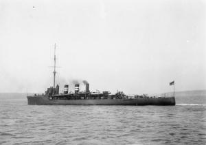 Frank Morrison Picture HMS_Amphion