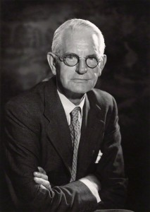 NPG x165038; Sir George Benson by Walter Bird