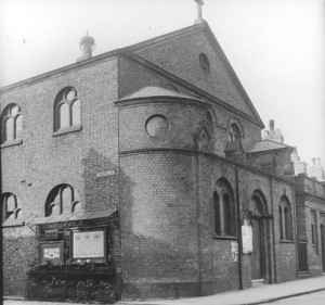 Chapel Street c1920s TL5907
