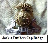 Fusiliers Cap