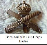 machine gun corps