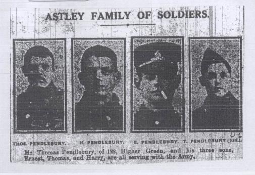 Astley - family